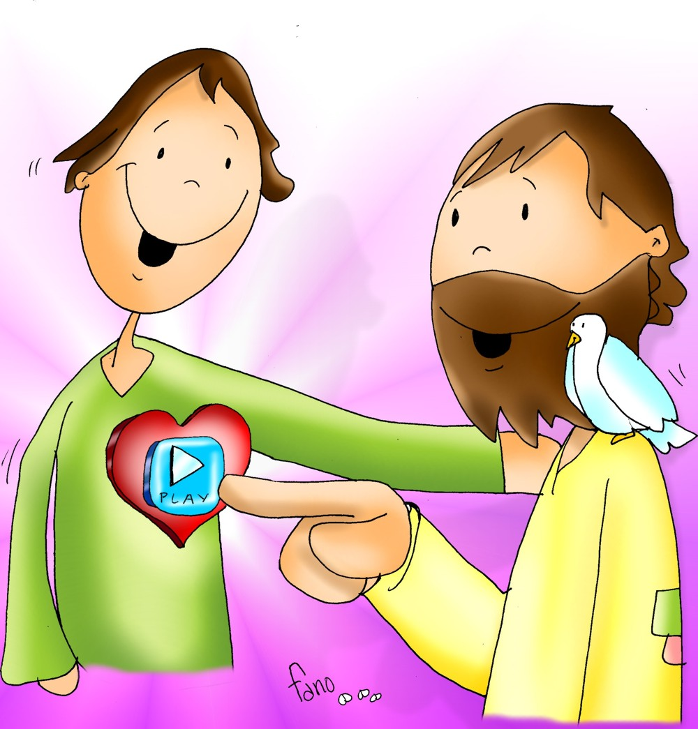 La pecadora entró en este círculo íntegro del amor, en el que se
