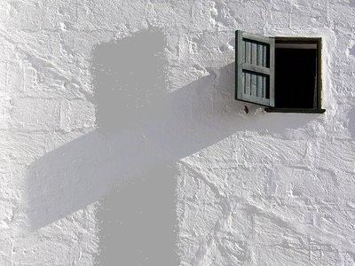 ventana cruz