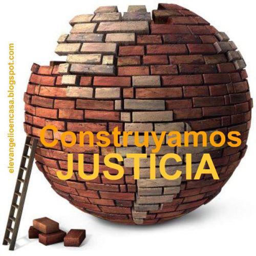construir justicia