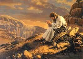 Jesús en soledad