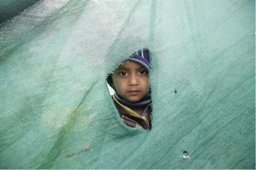 Niño de Nepal