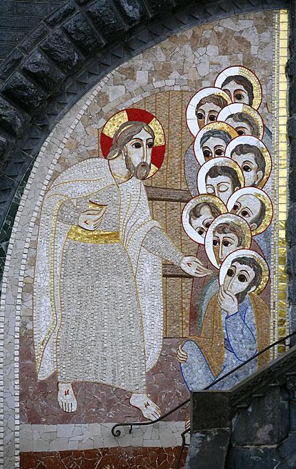 Institución del sacramento de la penitencia del P. Rupnik
